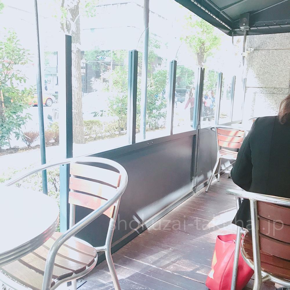ドーナッツプラント有楽町店 バルーミーコラボ オーガニックスムージー