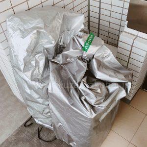 パルシステム 玄関留め置き 常温 保冷剤 カバー